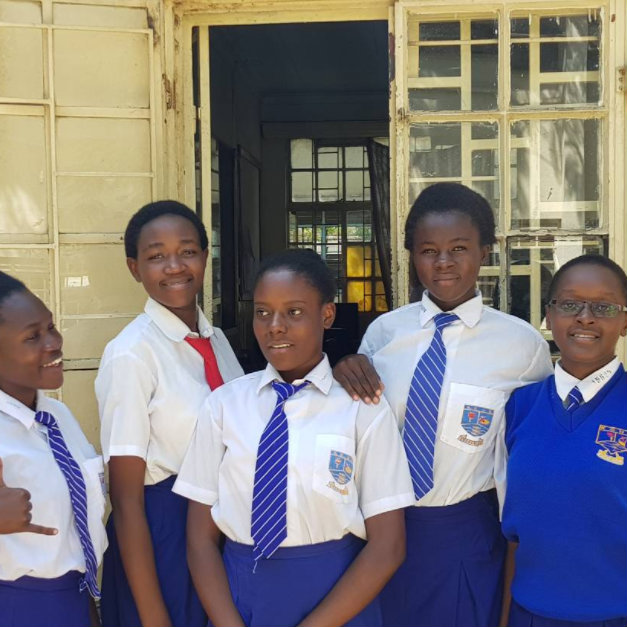 These innovative schoolgirls are coding to fight FGM in Kenya