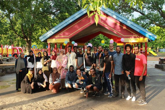 Knowledge = Light: this student-run NGO is making education a right