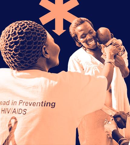 Financer la lutte contre le sida : choisir entre crise mondiale ou programme national ?