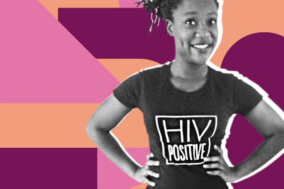 This powerful activist and mentor is fighting HIV stigma in Uganda