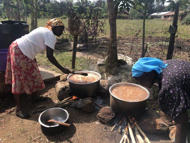 Relevons-nous tous ensemble: la mission HERA change la communauté à Asembo Bay