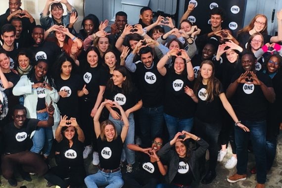 Our 2019 Youth Ambassadors are fired up and ready to go