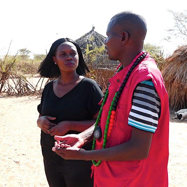 Dorcas Wangira wins the Michael Elliott Award for Excellence in African Storytelling