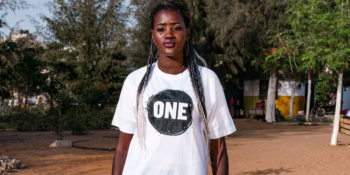 Artist and rapper Black Queen tells the Senegalese government to recognise rape as a serious crime.