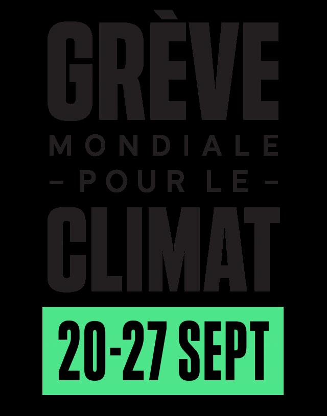 Pourquoi nous participons à la grève mondiale pour le climat