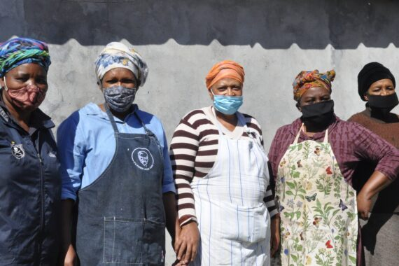 These women are fighting food insecurity in their community during COVID-19