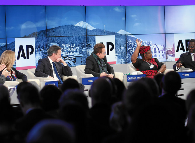 Davos debrief: capitalism must do better