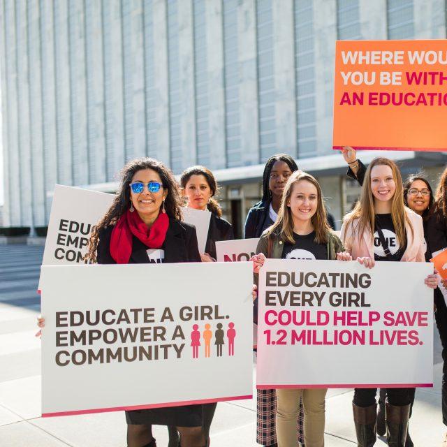 Jeugdambassadeurs: visie voor een betere wereld