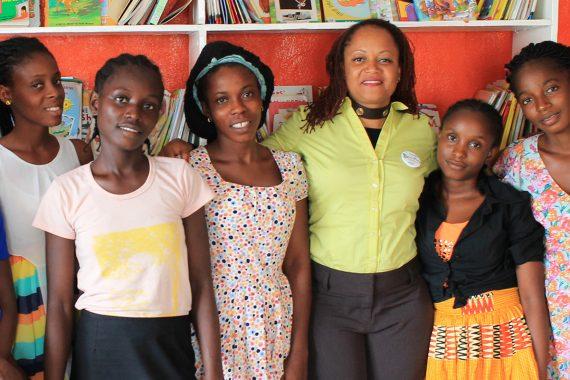 Wij zijn de jeugd en wij kunnen Liberia veranderen