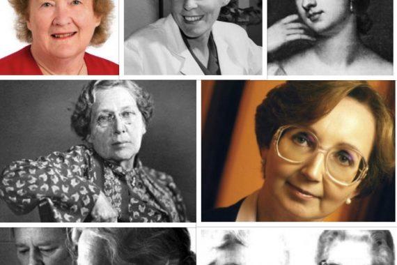 8 vrouwen die vaccinaties hielpen ontwikkelen