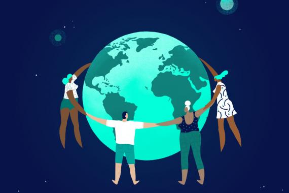 Tips, goed leesmateriaal en verhalen over solidariteit van de ONE community tijdens deze wereldwijde crisis