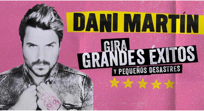 Dani Martín en Barcelona