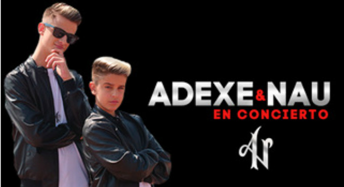 ADEXE & NAU  en Barcelona
