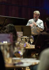 Aperitius amb vi i música de cambra