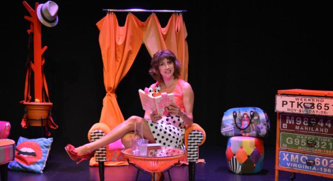Miss Tupper Sex en Madrid (Teatros Luchana)