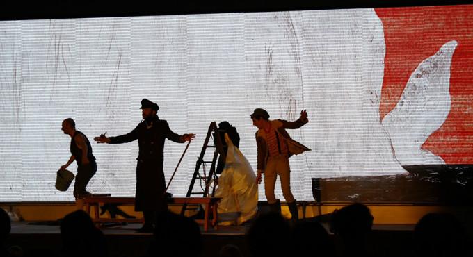 Entradas para Moby Dick en Madrid (Teatros Luchana)