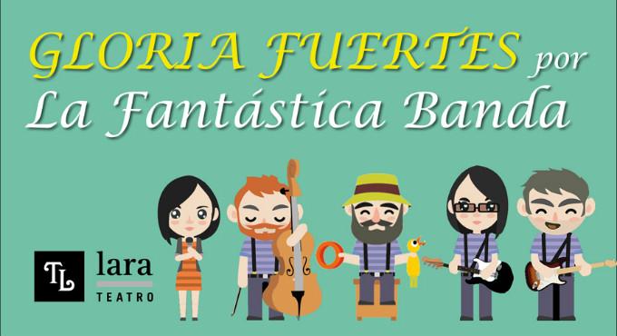 Sorteo Entradas: La Fantástica Banda