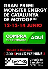GP Monster Energy de Catalunya de MotoGP 2015