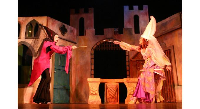 La Bella Dorment a Barcelona (Jove Teatre Regina)