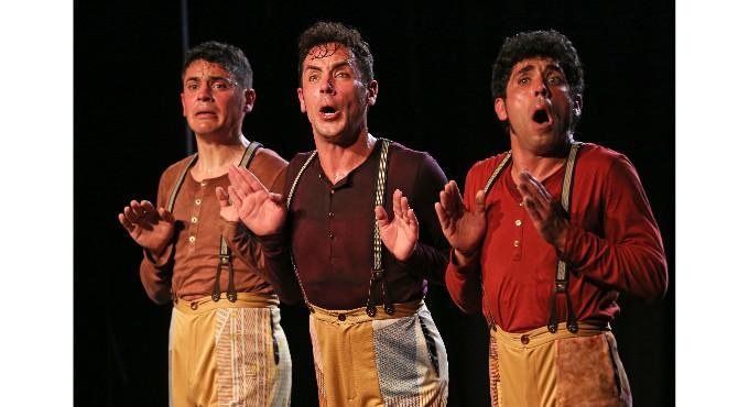 Denarius World a Barcelona (Jove Teatre Regina)