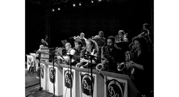 Big Blues Band en Barcelona (Sala Jamboree)