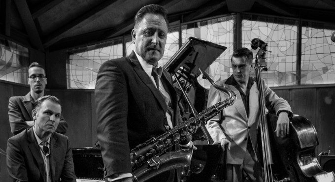 Ray Gelato and The Enforcers en Barcelona (Sala Jamboree)