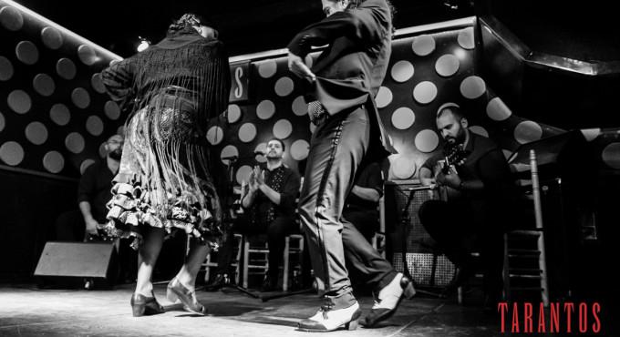 Entradas para Los mejores espectáculos de Flamenco en Barcelona (Tarantos)
