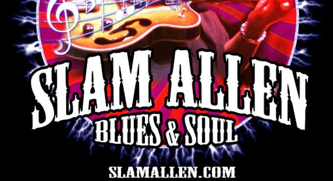 Slam Allen en Barcelona (Sala Jamboree)