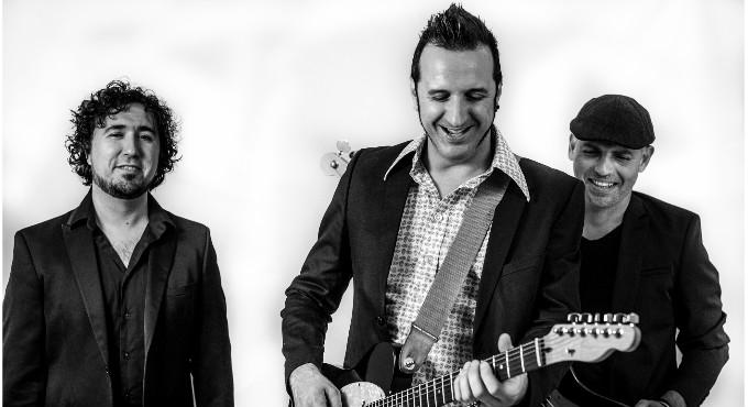 Miguel Talavera Trio en Barcelona (Sala Jamboree)