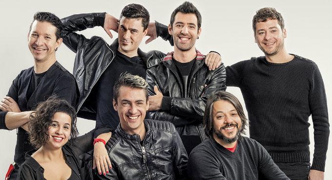 Powafunk en Barcelona (Sala Jamboree)