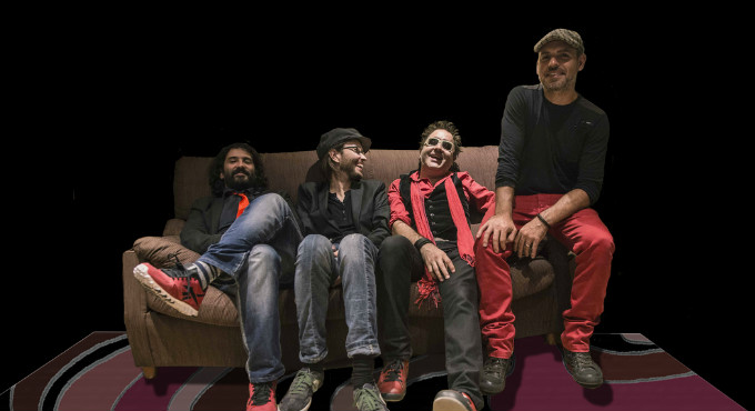 Arecio Smith & Gnaposs Groove Quartet en Barcelona