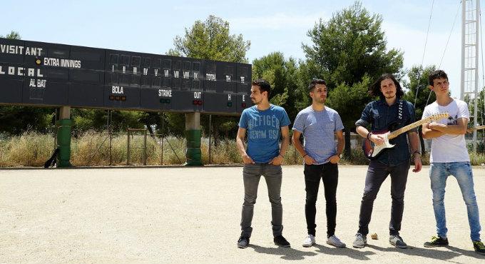 Born & Raised Band en Barcelona (Sala Jamboree)
