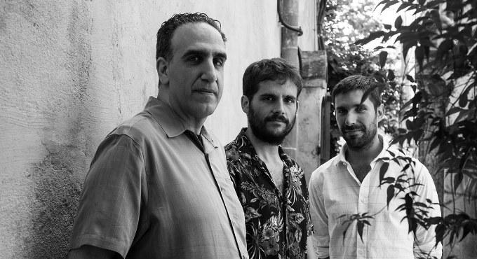 Michael Kanan Trio en Barcelona (Sala Jamboree)