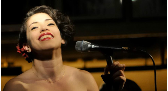 Myriam Swanson & The Livery Stable Jazz Band en Barcelona