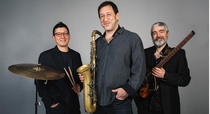 Gorka Benítez Trio en Barcelona (Sala Jamboree)