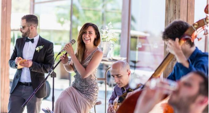 Rocío Faks Trio en Barcelona (SalaJamboree)
