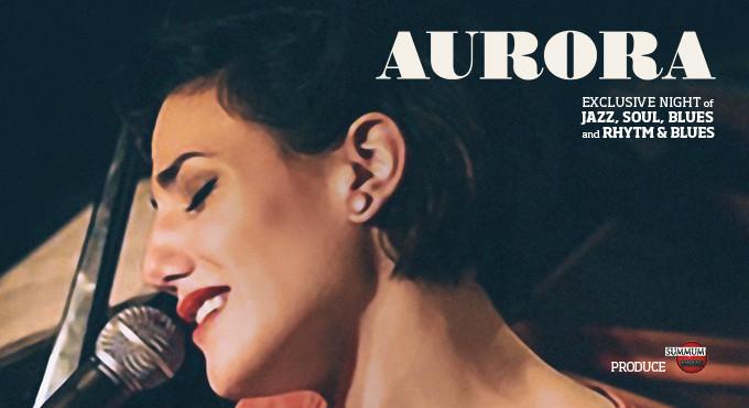 Concierto de Aurora en Madrid (Teatro Nuevo Apolo)