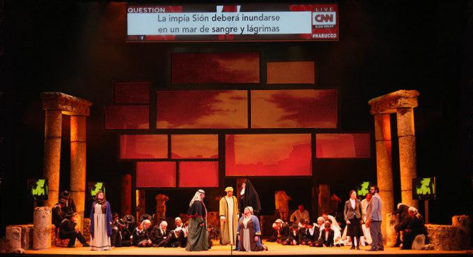 Nabucco en Madrid (Teatro Nuevo Apolo)