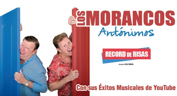 Entradas para Los Morancos - Antónimos en Madrid (Teatro Nuevo Apolo)