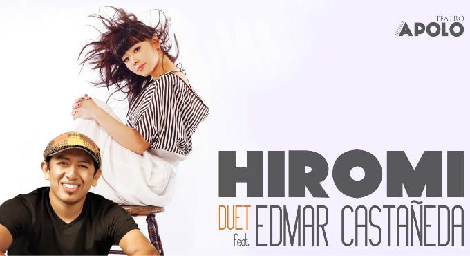 Entradas para Concierto de Hiromi & Edmar Castañeda en Madrid (Teatro Nuevo Apolo)