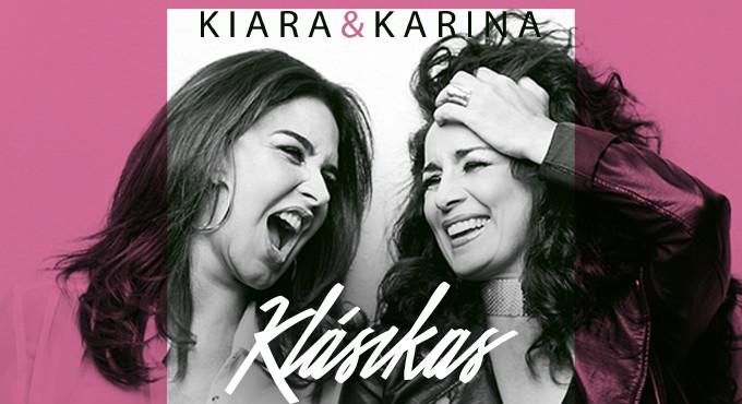 "KIARA & KARINA ""Klasikas"" en Barcelona (sala Barts)"