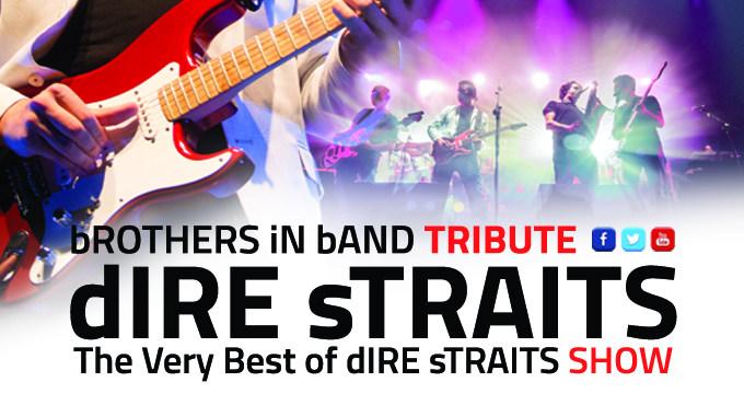 Concierto de The Very Best of Dire Straits en Barcelona (Sala Barts)