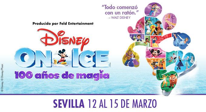 Disney on Ice,  100 años de magia