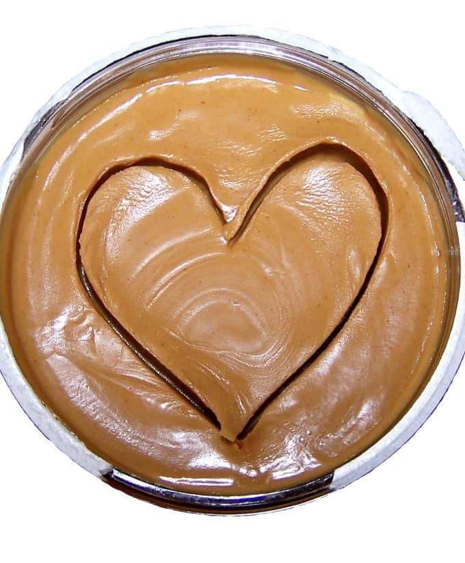 peanut butter is protein-rich and good for you