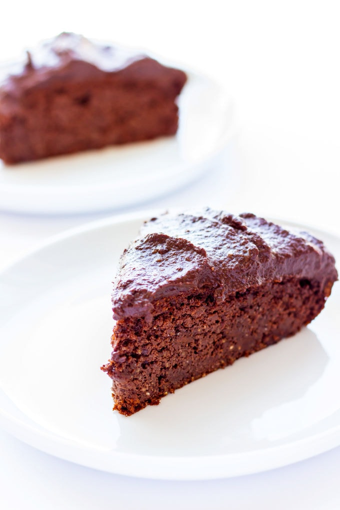 Healthy Chef Flourless Chocolate Cake
