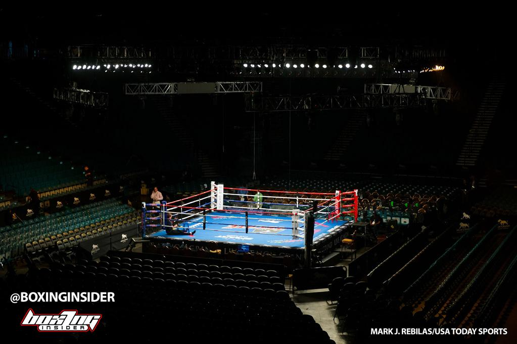 Image result for empty boxing arena
