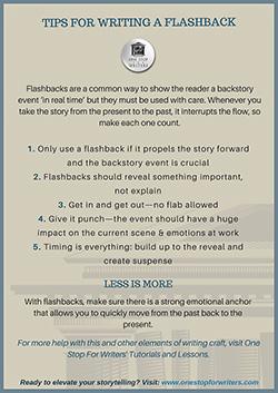 Flashback checklist