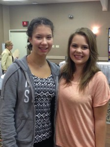 Welcome to Canada and Cranbrook Artemis, and welcome back from Brazil Ashlie
