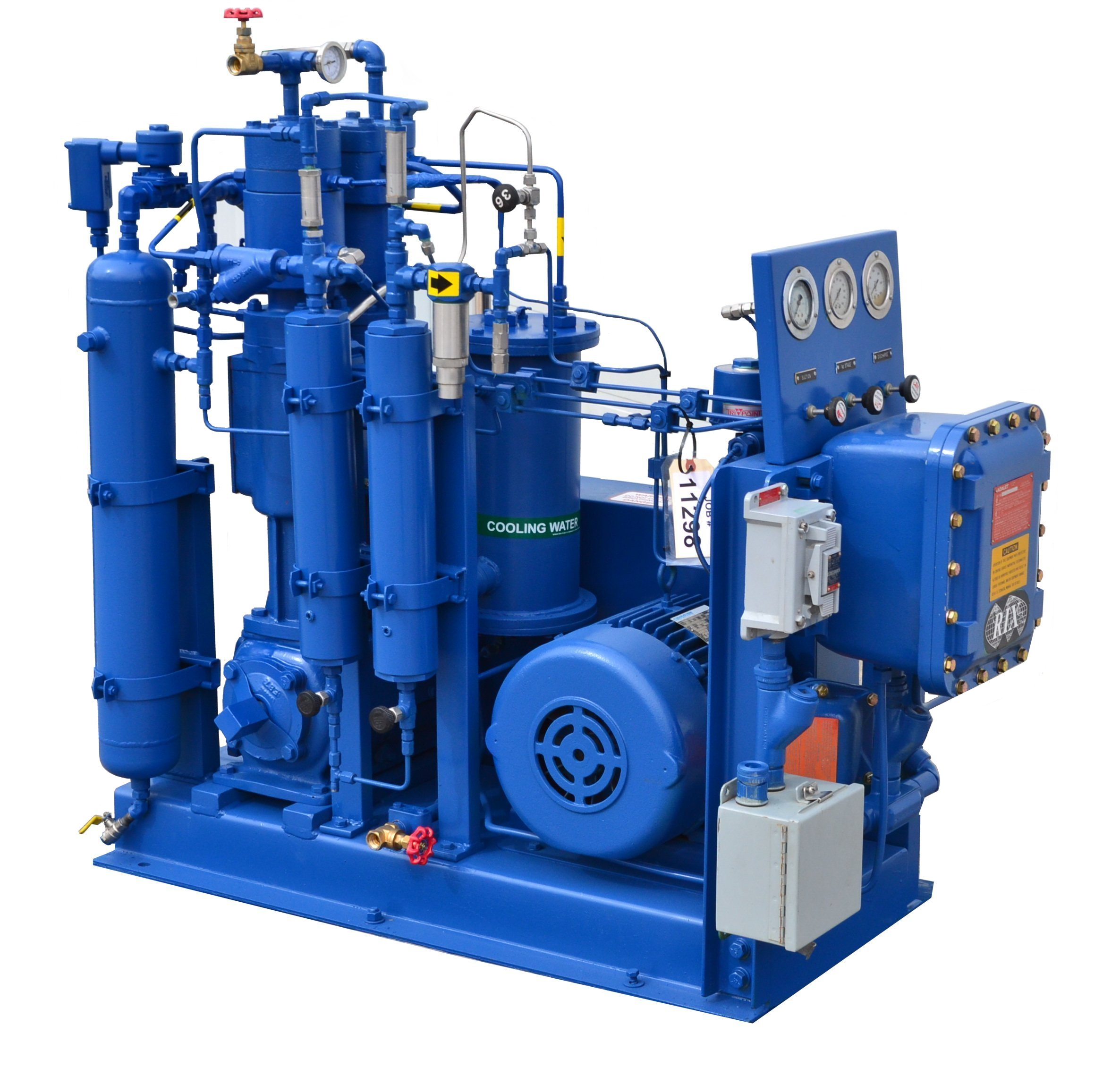 gas compressor With experience and expertise unmatched in the gas compression segment, wpi  delivers a broad range of solutions for multiple applications wpi offerings are.