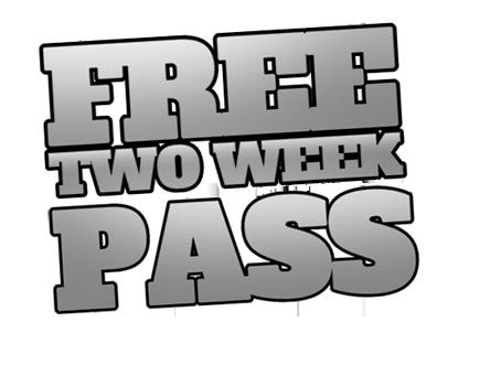 free 2 week pass